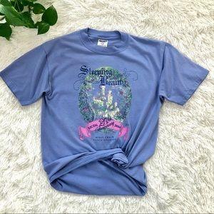 Vintage Disney Sleeping Beauty Graphic Tee Shirt M
